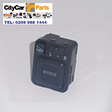 GENUINE HONDA JAZZ MODELS FROM 2002TO 08 ELECTRIC HEATED WING MIRROR POWER SWITCH ADJUSTER